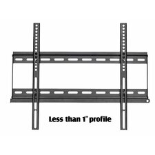 "Universal Plasma/LCD Wall Mount for 23"" to 37"" Screens in Black"