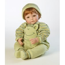 <strong>Adora Dolls</strong> Baby Boy Doll Froggy Fun Red Hair / Green Eyes