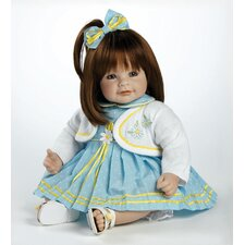 "<strong>Adora Dolls</strong> Baby Doll ""Simply D-lightful"" Red Hair / Blue Eyes"