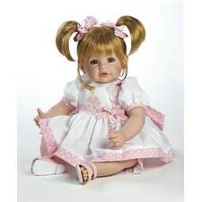 "<strong>Adora Dolls</strong> Baby Doll ""Happy Birthday Baby"" Sandy Blonde Hair / Blue Eyes"