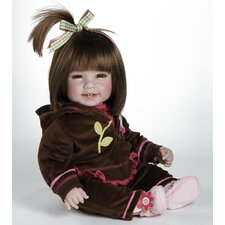 "<strong>Adora Dolls</strong> Baby Doll ""Workout Chic"" Brown Hair / Brown Eyes"