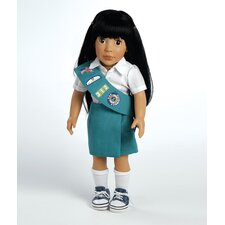 Play Doll Ava - Girl Scout Junior Doll and Costume