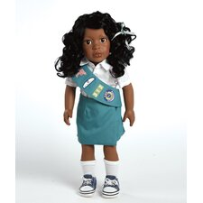 Play Doll Madison - Girl Scout Junior Doll and Costume