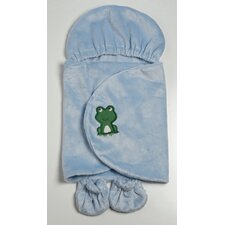 Baby Doll Accessories Snugglie in Blue