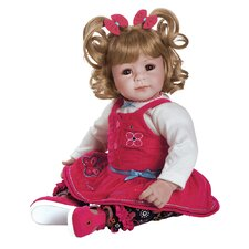 Corduroy Cutie Baby Doll