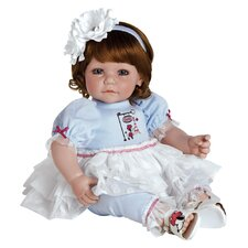 Paris Poodle Baby Doll