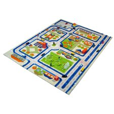 IVI Carpets-Traffic Kids Rug
