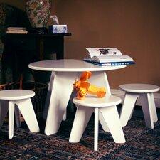 Kids Areo 3 Piece Table & Stool Set