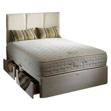Aloe Vera Pocket Divan Bed