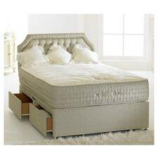 Bamboo Pocket Divan Bed