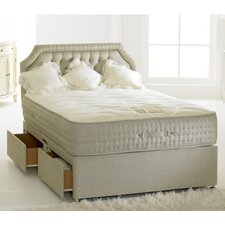 Bamboo Pocket Divan Bed