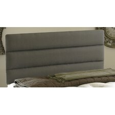 Signature Silver Milan Upholstered Headboard