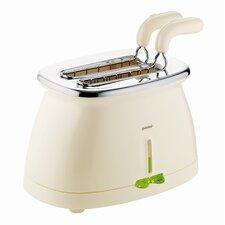 """Elektronischer Toaster """"G-Plus"""" in Crème"""