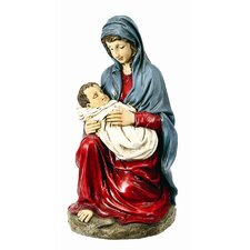 Mary and Baby Jesus Statue