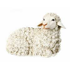 Lamb Statue Christmas Decoration