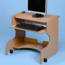 IT Multi Colour Workstation Computer Desk