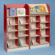 Single Sided Bookcase