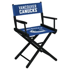 NHL Table Height Directors Chair