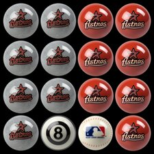 MLB Billiard Ball Set
