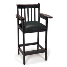 Black Spectator Chair