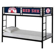 MLB Twin Bunk Bed
