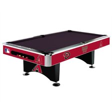 MLB 8' Pool Table