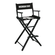NCAA Bar Height Directors Chair