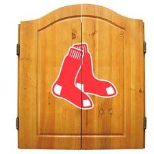 MLB Dart Cabinet
