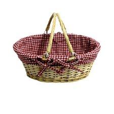 <strong>Quickway Imports</strong> Willow Basket