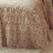 Honeysuckle 200 Thread Count Fitted Valance