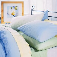 Plain Dyed - Cotton Polyester 150 Thread Count Fitted Sheet