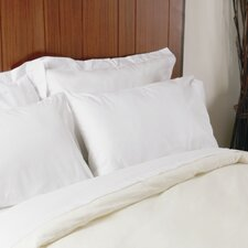 Plain Dyed 150 Thread Count Plain Hem Pillowcase