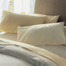 Plain Dyed 200 Thread Count Housewife Pillowcase (Set of 2)