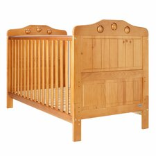 Lisa Convertible Cot Bed in Country Pine