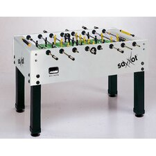 Master Cup Zaxxot Foosball Table with Sanded Glass Playfield