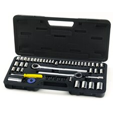 Socket Set (52 Piece)