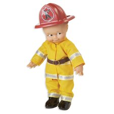 <strong>Kewpie</strong> Fire Fighter Doll