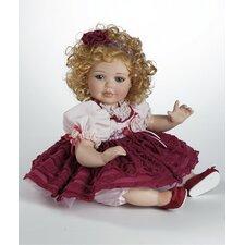 Ruffles & Roses Doll