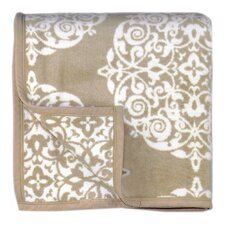 <strong>Bocasa Blankets</strong> angelo:HOME Medallion Acrylic Cotton Throw