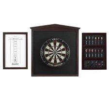 Championship Dart Board Backboard Set