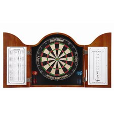<strong>Viper</strong> Cambridge Cinnamon Dartboard Cabinet