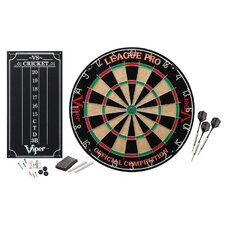 League Pro Steel Tip Dartboard