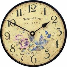 Bluebird Table / Wall Clock