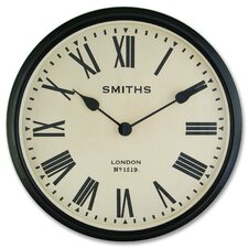 Smiths Wall Clock II