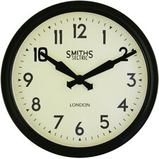 Smiths Retro Wall Clock