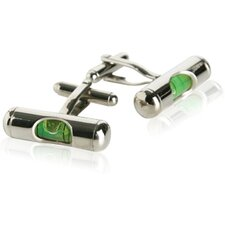 Liquid Level Cufflinks