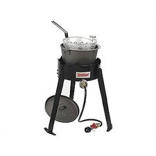 <strong>Bayou Classic</strong> Cast Iron Fish Outdoor Stove