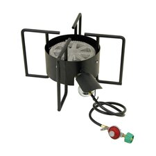 Bayou Outdoor Stove with Hose Guard