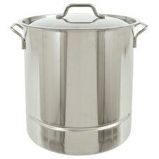 <strong>Bayou Classic</strong> Stock Pot with Lid