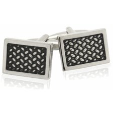 Austrian Urban Grates Cufflinks (Set of 2)